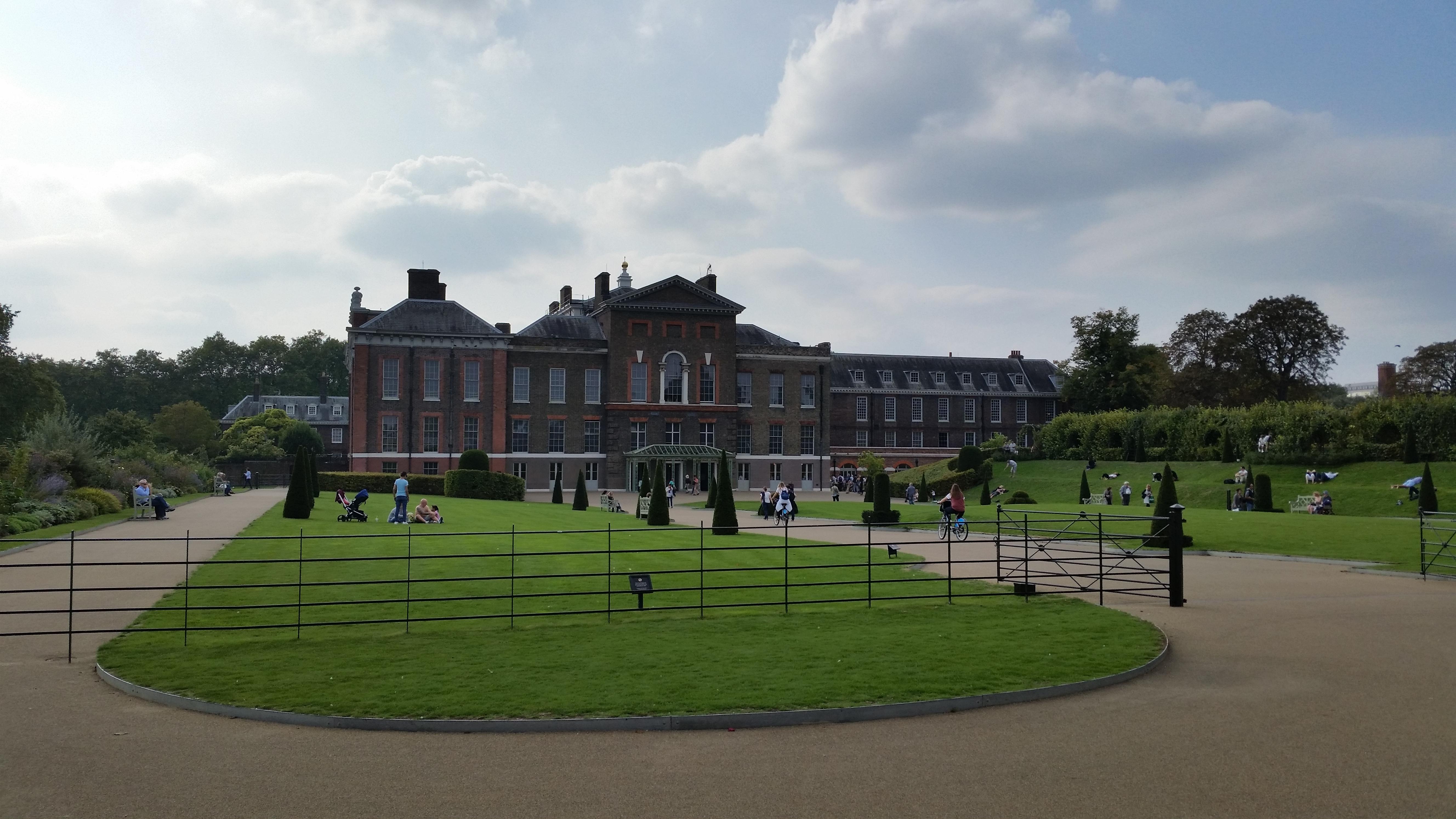 File Kensington Palace Kensington Gardens London