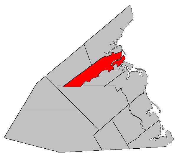Saint-Louis Parish, New Brunswick