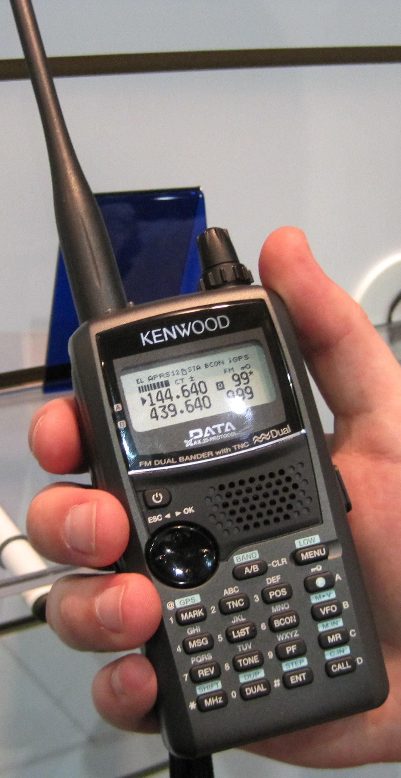Kenwood TH-D72E - wimo.com