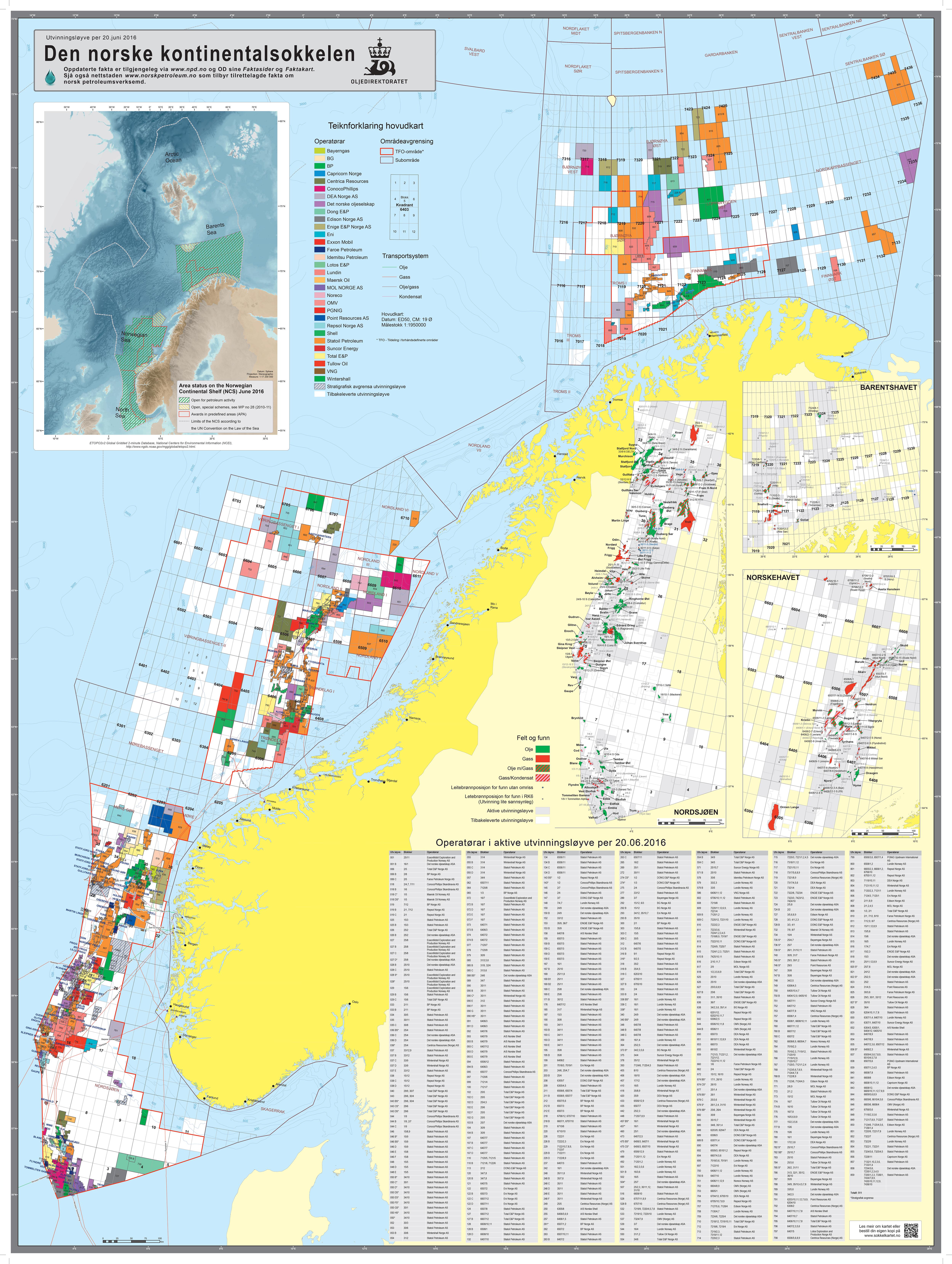 kart over plattformer på norsk sokkel Fil:Kontinentalsokkelkart 2016. – Wikipedia kart over plattformer på norsk sokkel