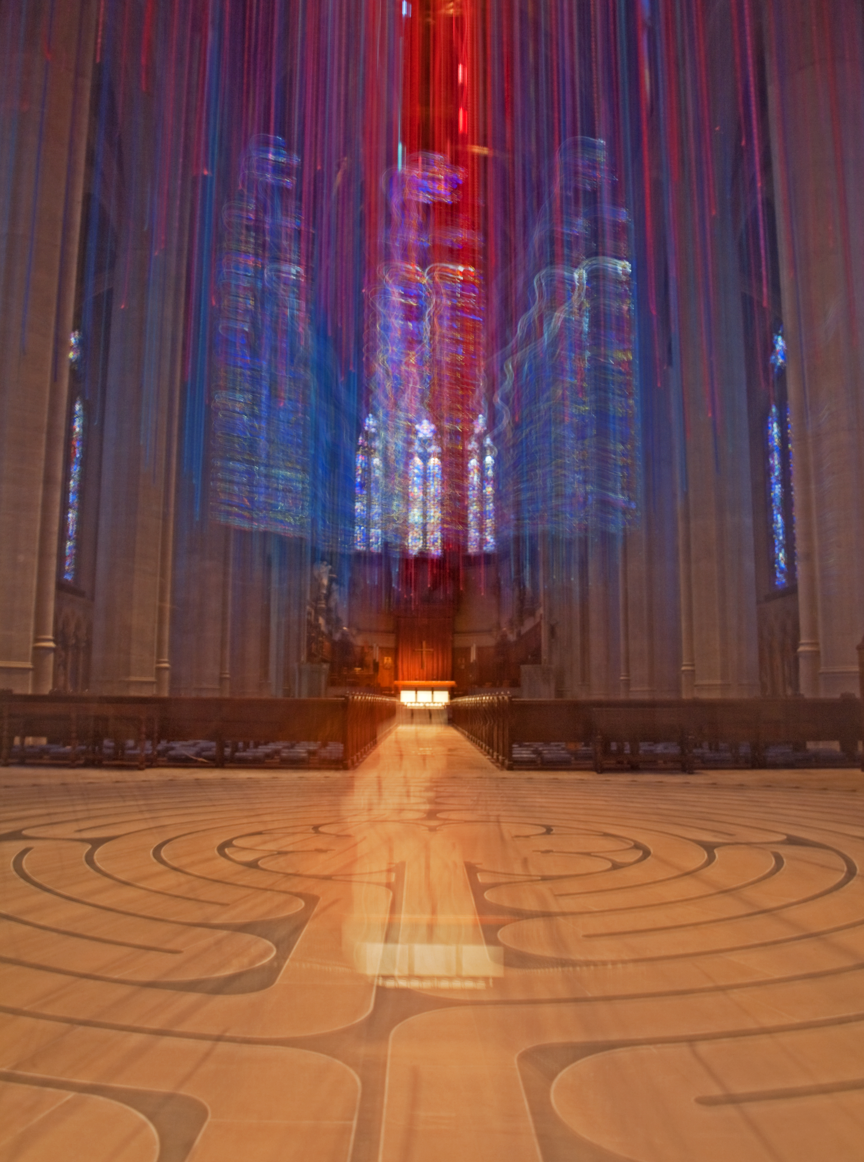 File:Labyrinth in Grace Cathedral jpg - Wikimedia Commons