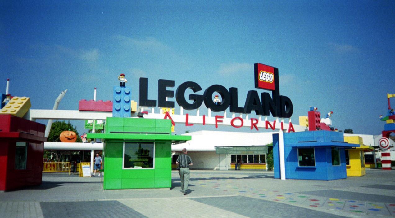 Image result for Legoland California