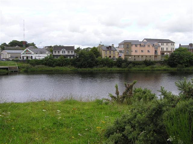 Donegal County Council, The Diamond, LIFFORD, Lifford