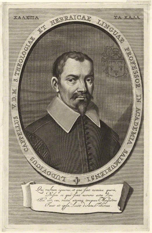 Louis Cappel, professeur à l'académie de Saumur