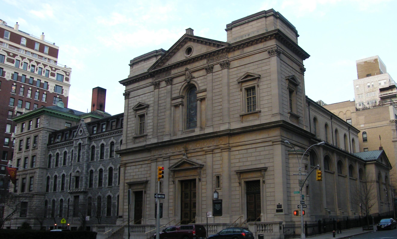 Church of St  Ignatius Loyola (New York City) - Wikipedia