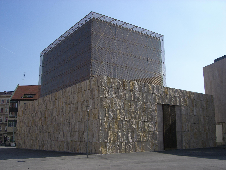 Neue Hauptsynagoge am St.-Jakobs-Platz