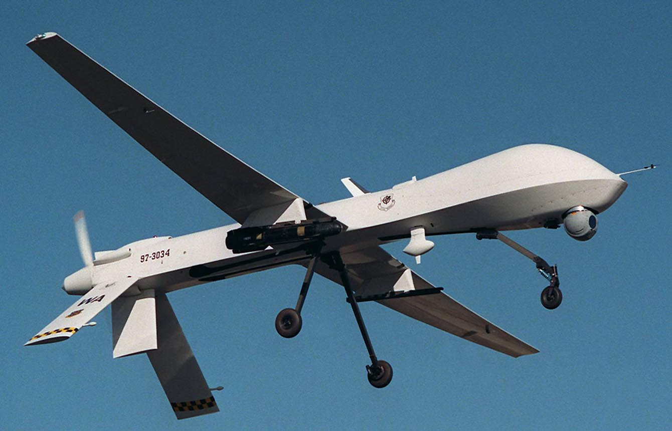 New U.S. drone-sale policy also focused on economic security ...