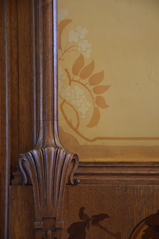 File:Maison Leon Losseau - hall d entree - details ...