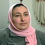 Massouda Jalal, VOA TV, March 9, 2005.jpg