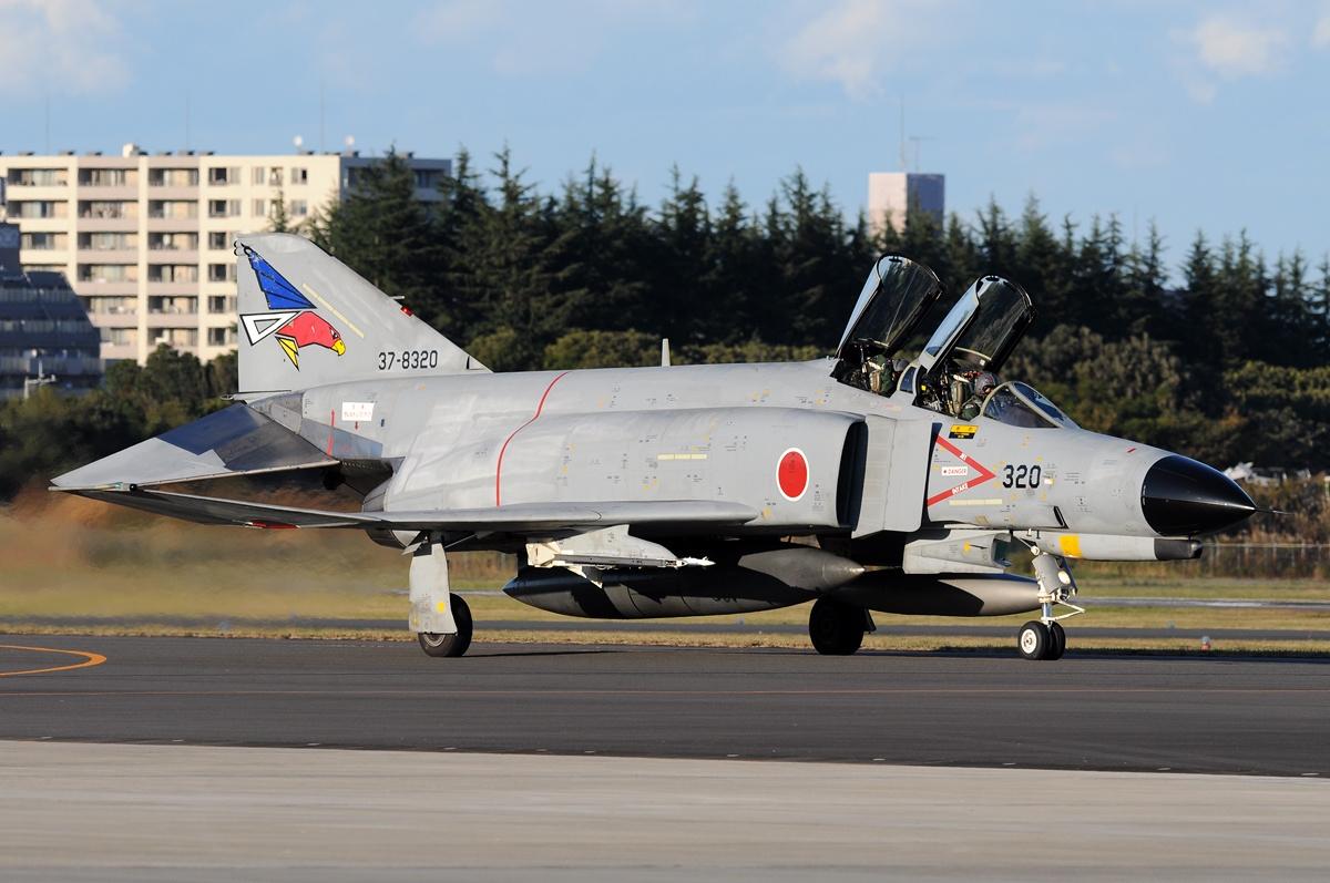 File:McDonnell Douglas (Mitsubishi) F-4EJ Kai Phantom II, Japan - Air Force AN1607679.jpg ...