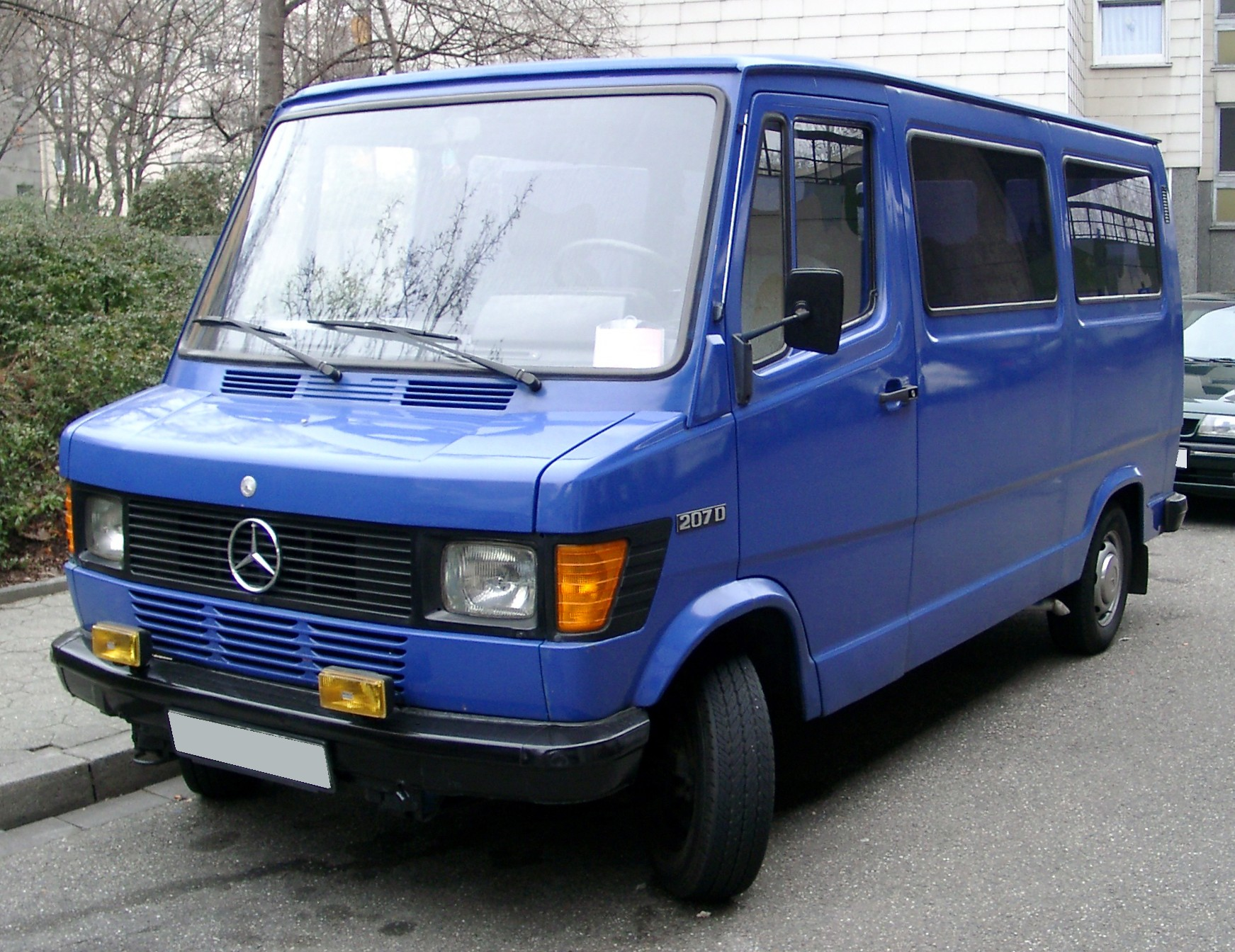 mercedes-benz tn