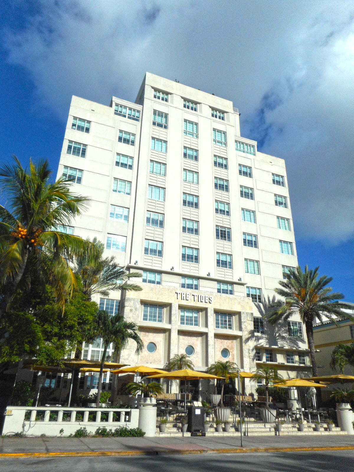 File Miami Beach South Buildings The Tides Hotel Jpg
