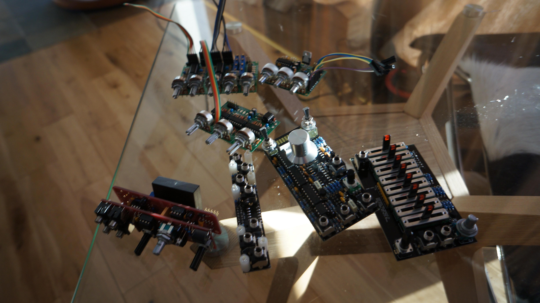 Filemodular Synthesizer Diy Circuit Boards Epic Build Time 2014 Making Popular 11