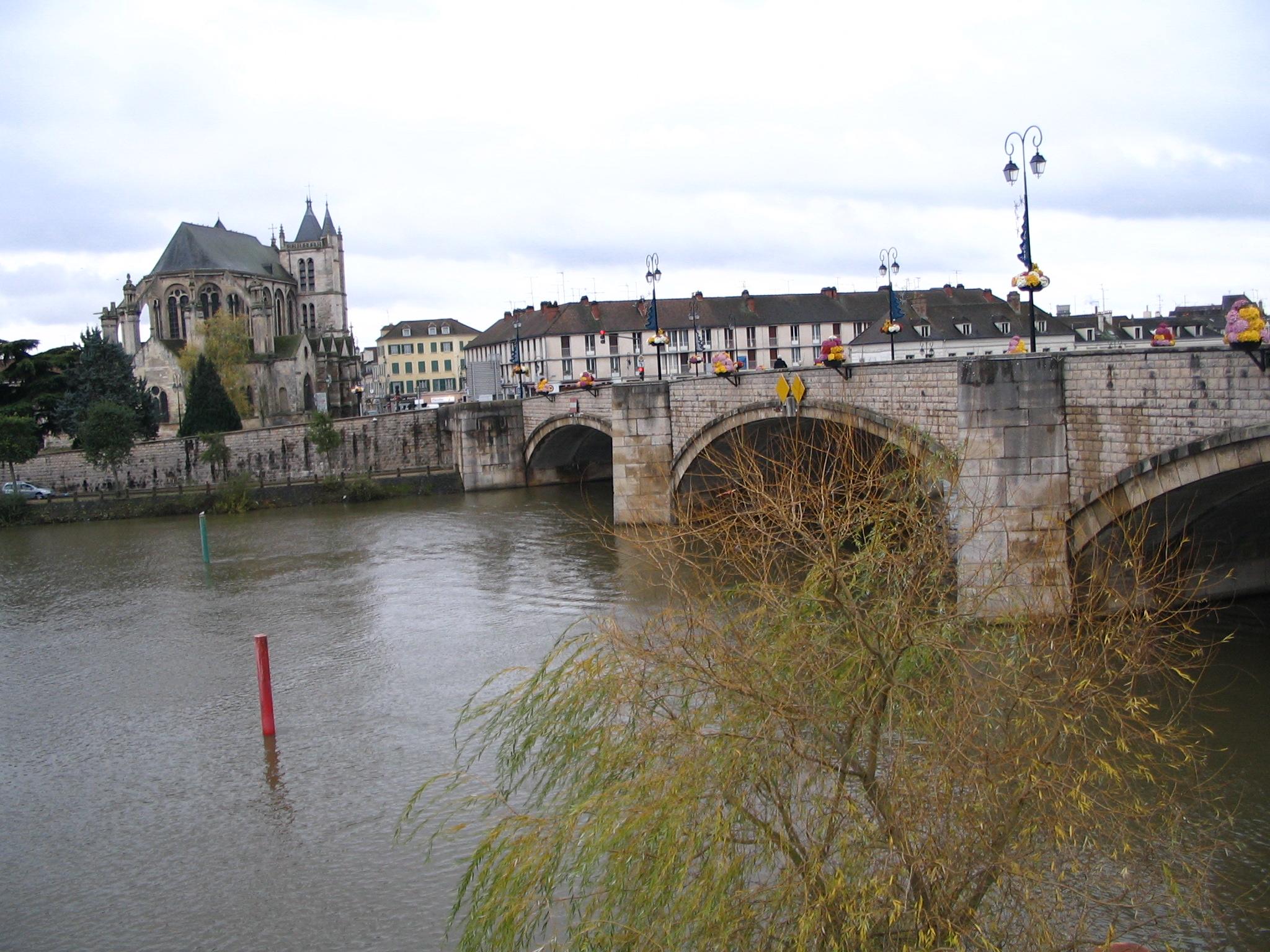 Châtillon sur seine GR2 section 1
