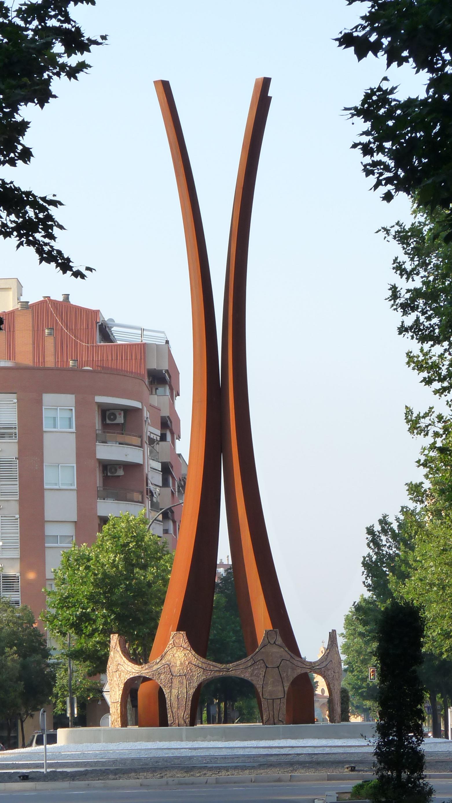 Monument a la Sardana a Reus