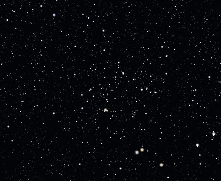 NGC 752 Open Cluster in Andromeda (92mm 6D) | Amazing Sky ...