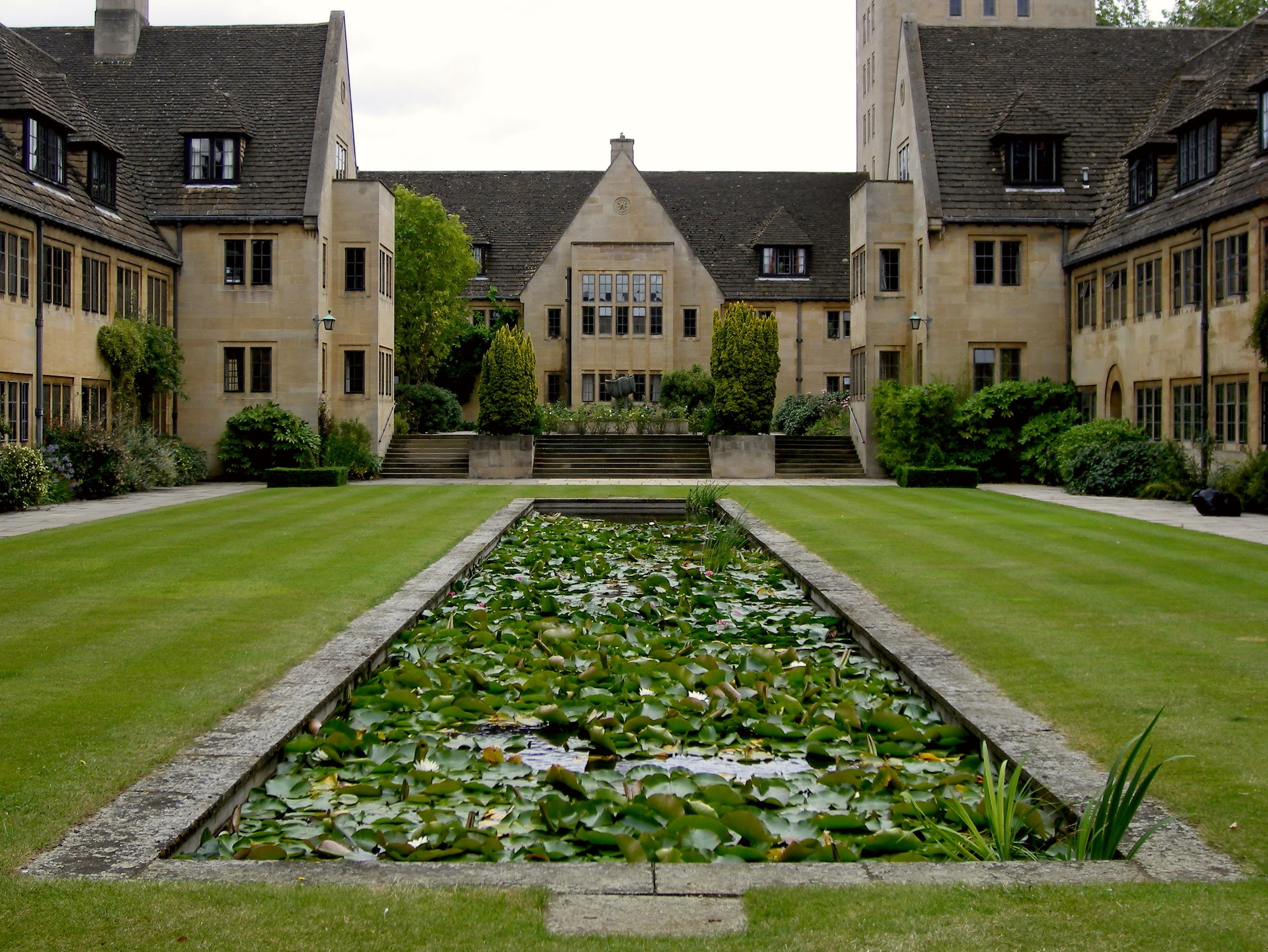 Alumni of nuffield college oxford - Plantas para estanques de jardin ...