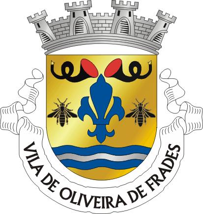 mapa de portugal oliveira de frades Oliveira de Frades – Wikipédia, a enciclopédia livre mapa de portugal oliveira de frades