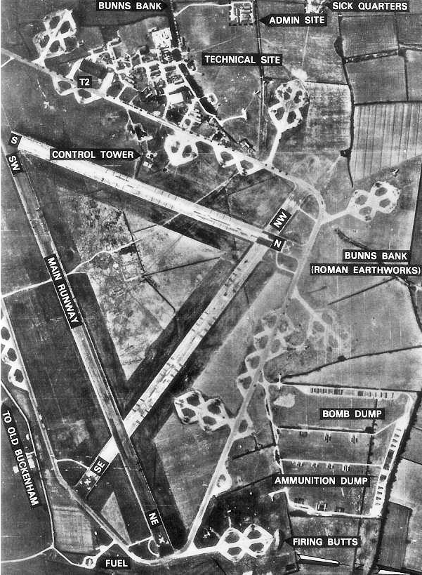 RAF Old Buckenham - Wikipedia