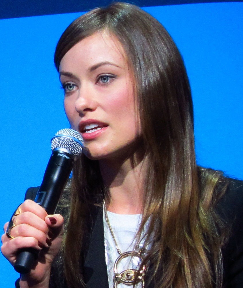 File:Olivia Wilde at CES, 2011 1 (cropped).jpg - Wikimedia Commons Olivia Wilde
