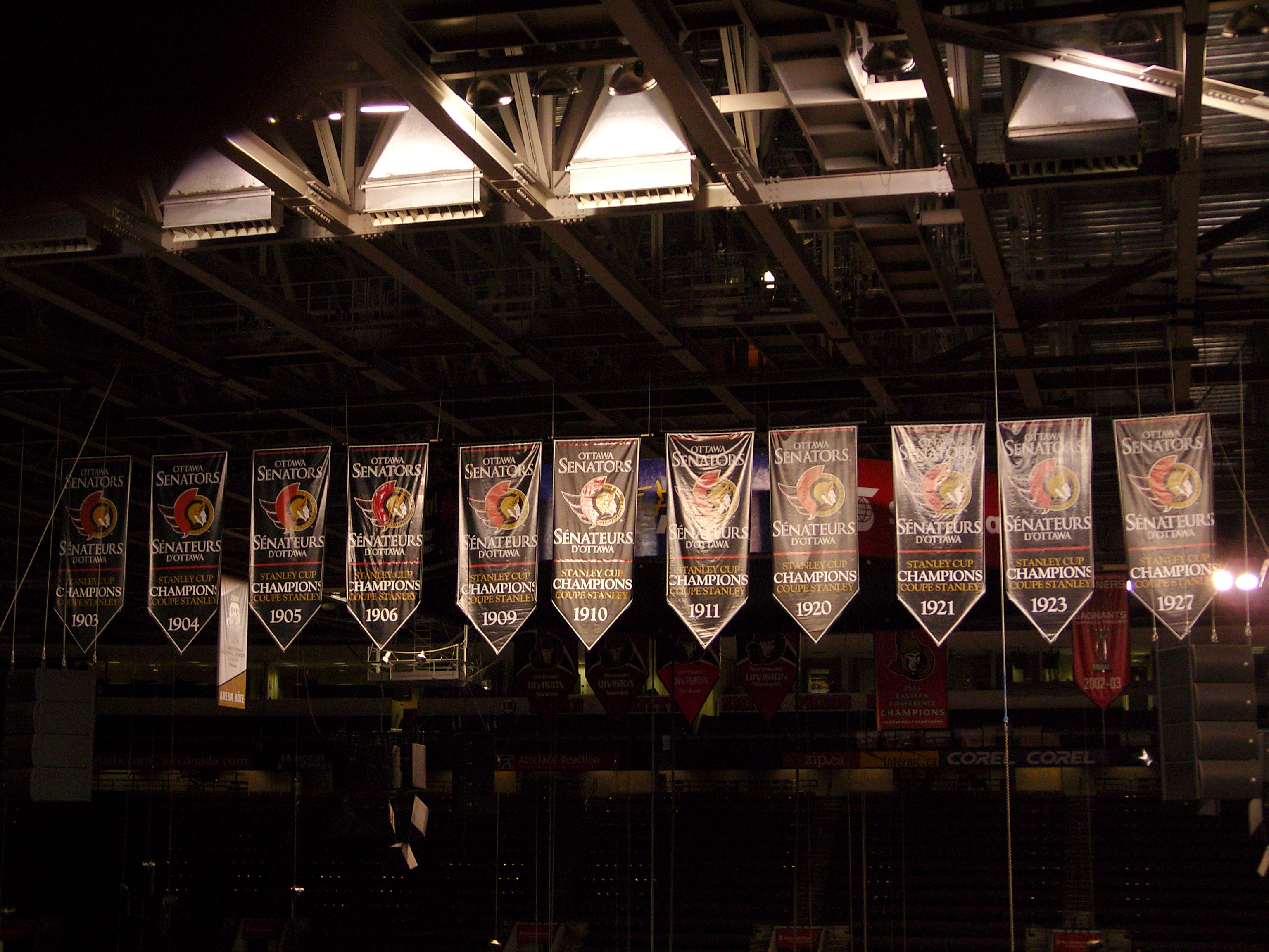 Image result for senators banner