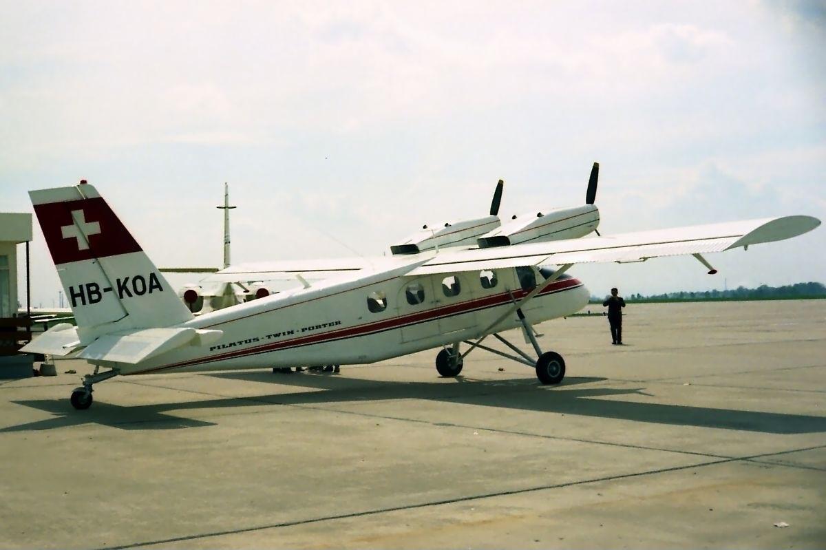 Pilatus <b>PC</b>-8D Twin Porter — Википедия