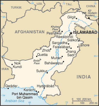 Pakistan-CIA WFB Map (2004).png
