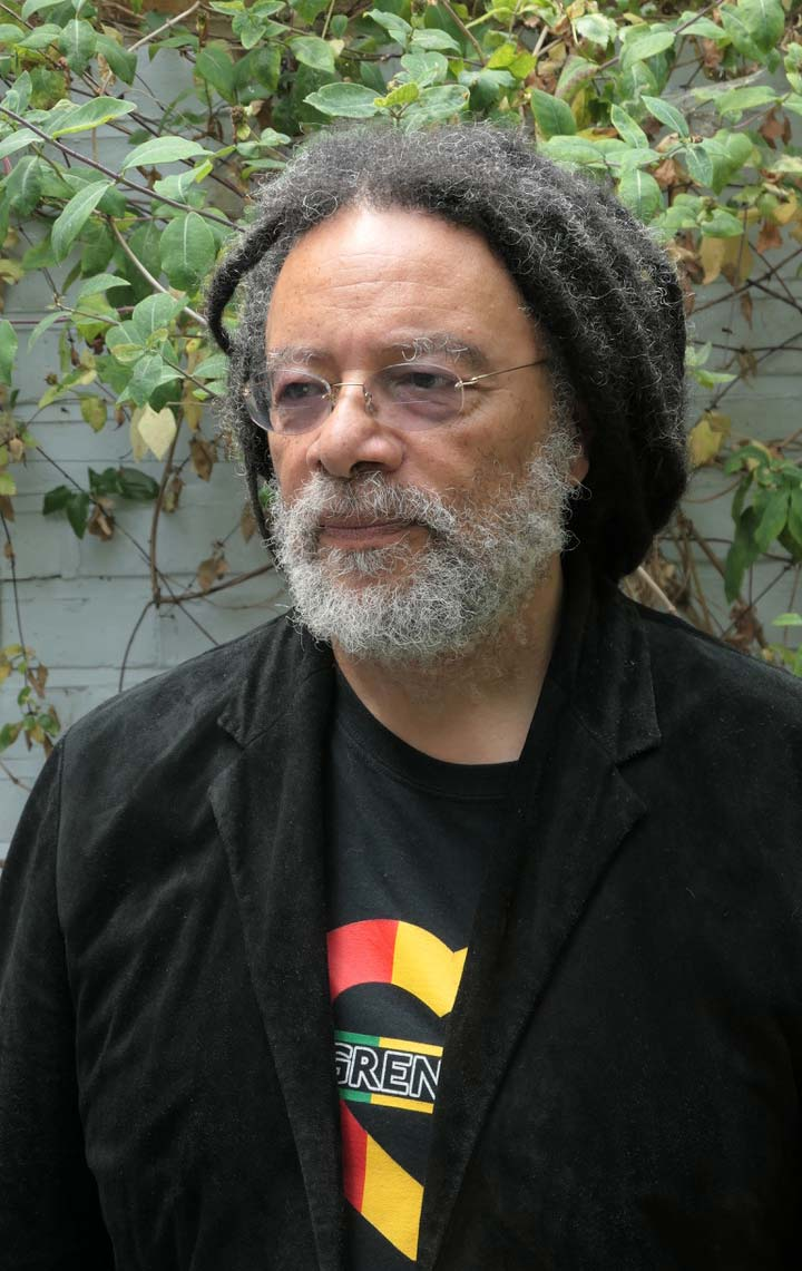 Paul Gilroy at home in London in 2019