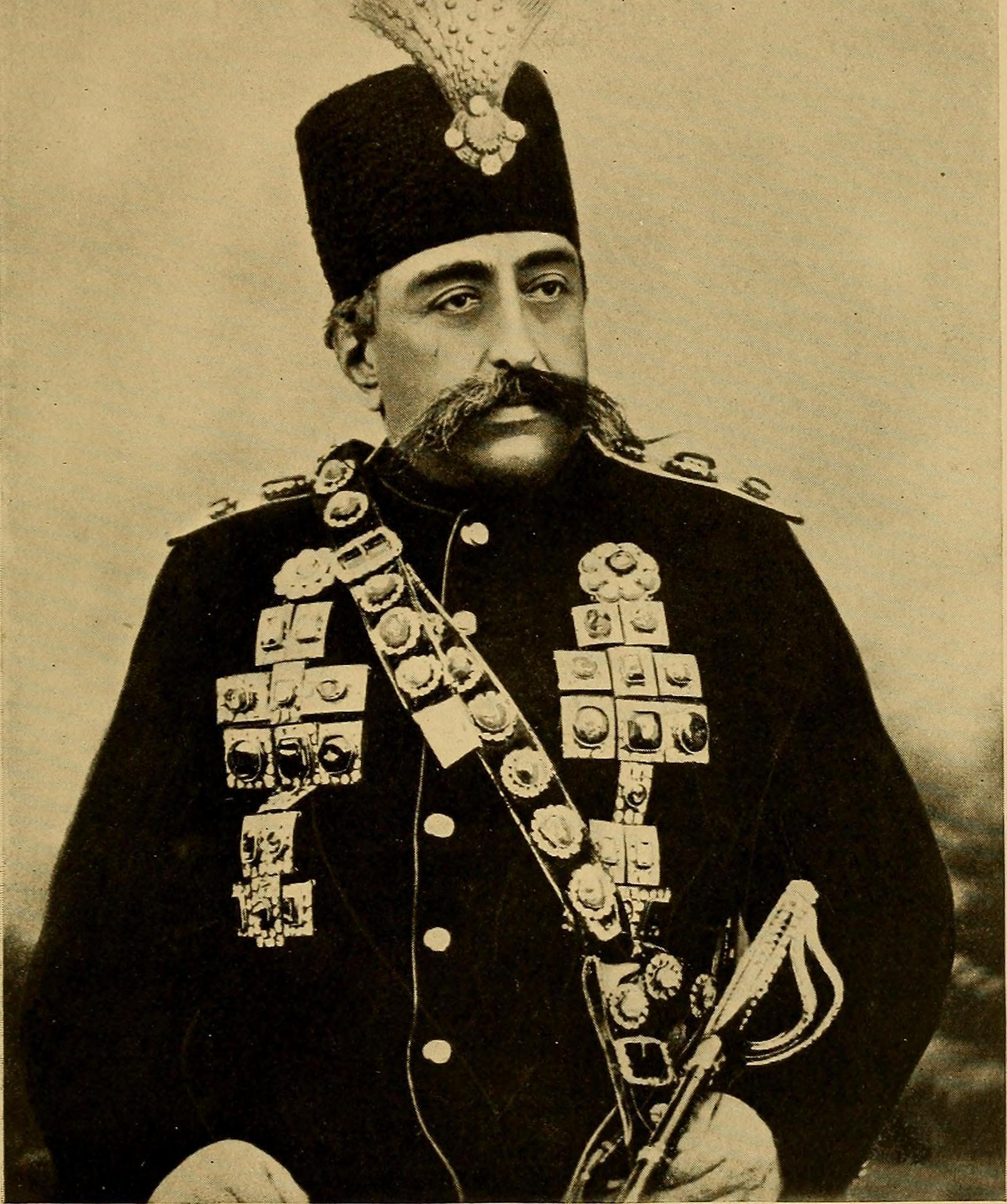 مظفرالدینشاه قاجار
