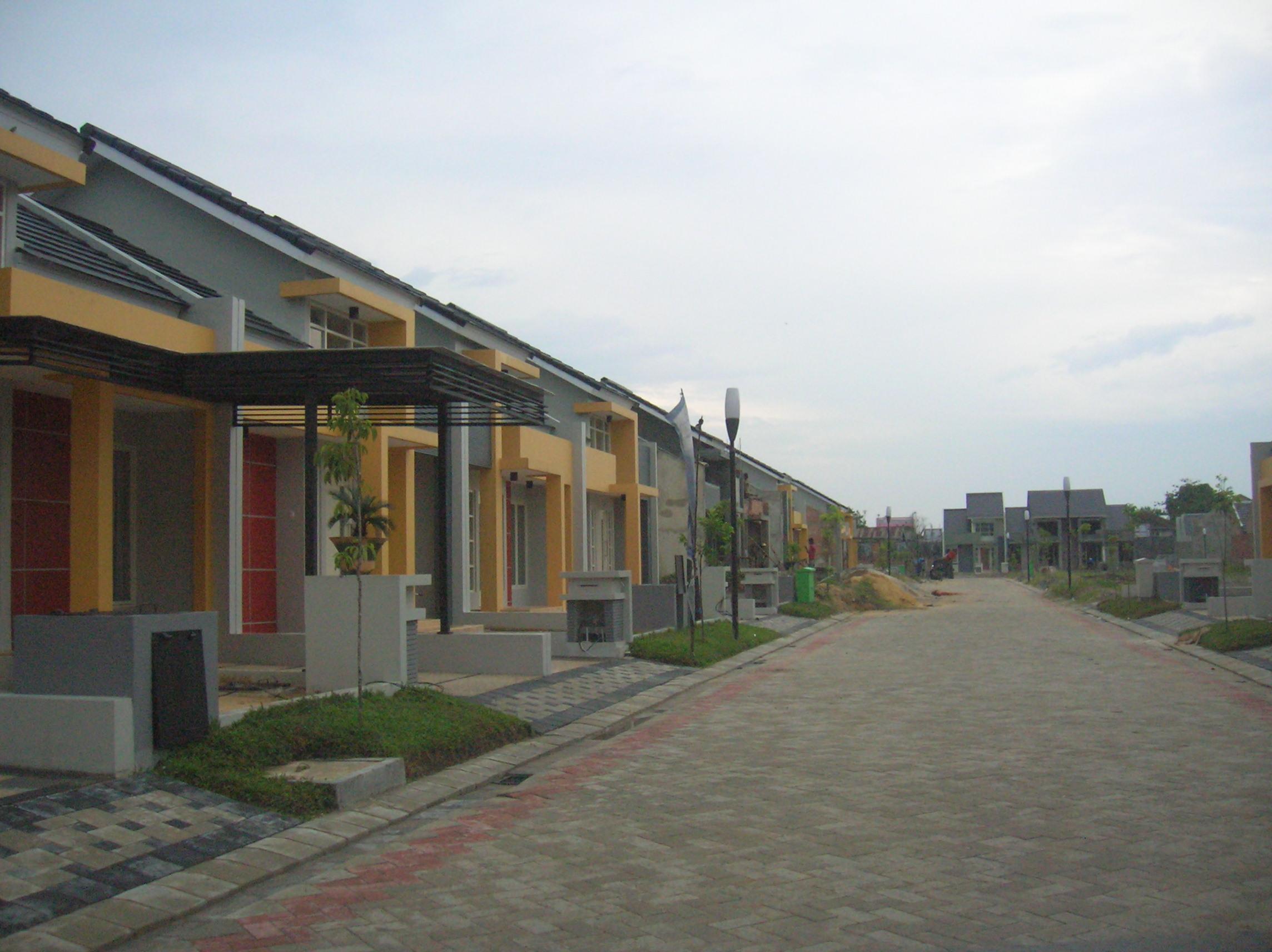 file perumahan di pekanbaru jpg wikimedia commons