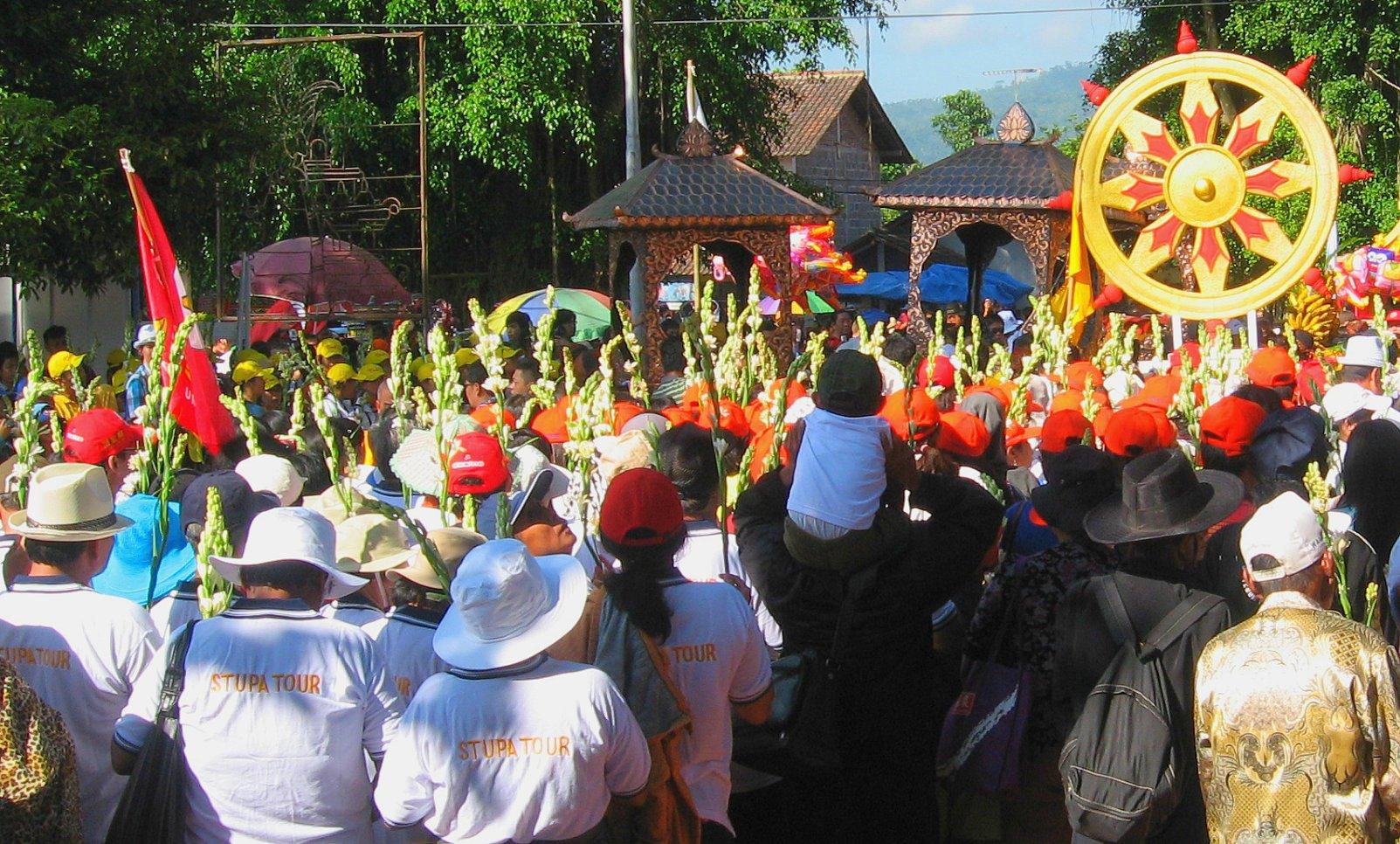 Buddhistische Feste
