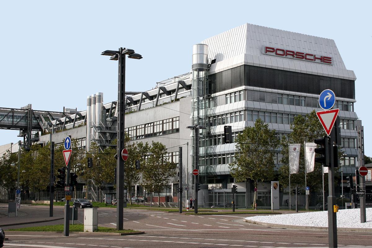 File Porsche Zuffenhausen Factory Stuttgart 9653682247