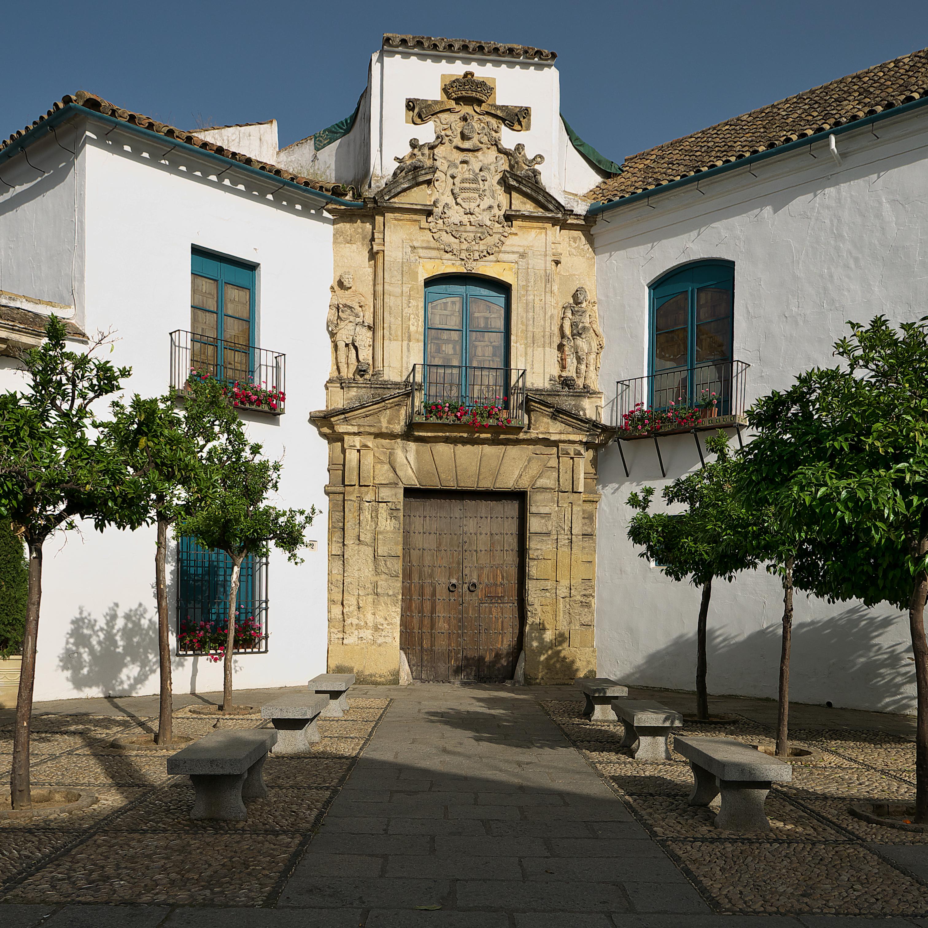 Palacio de Viana (Córdoba) - Wikipedia, la enciclopedia libre