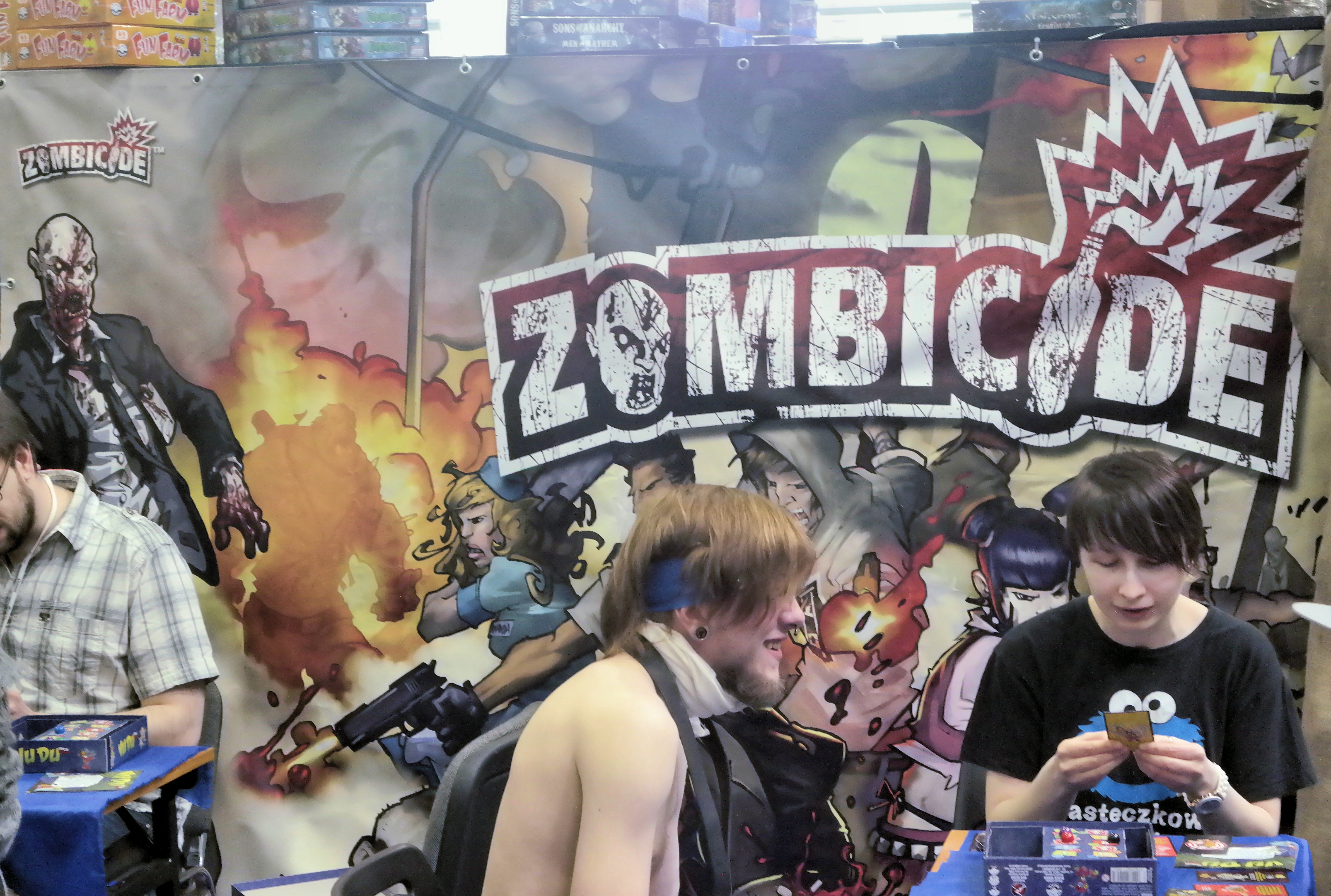 Picture of a game: Zombicide
