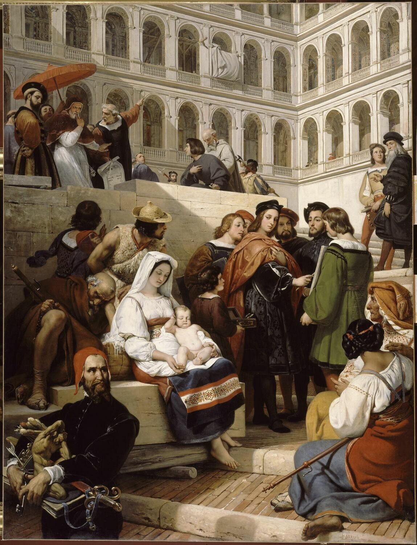 Raphael at the Vatican