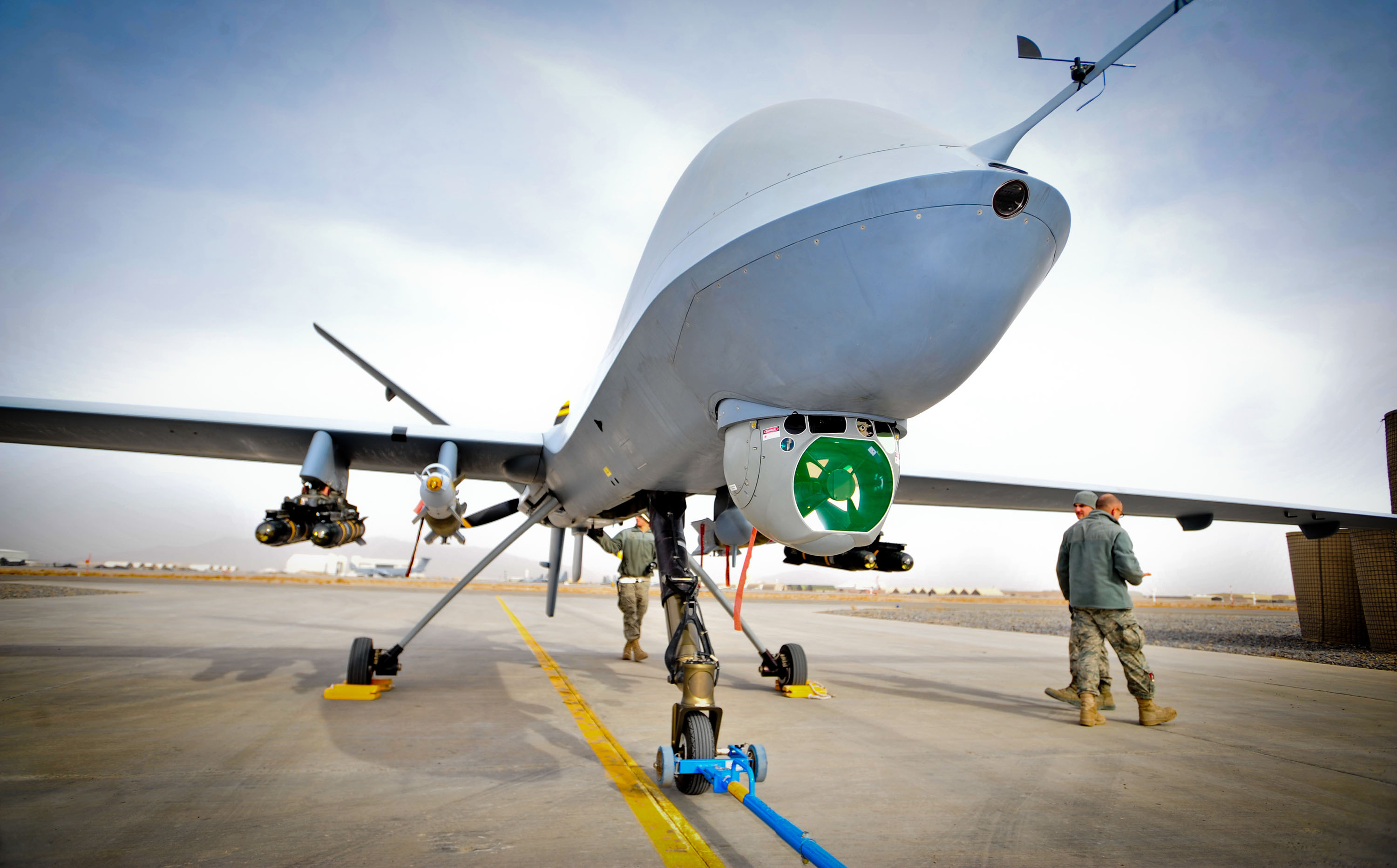 reaper uav with File Reaper Remotely Piloted Air System  Rpas  Mod 45152482 on Us Homeland Securitys Drones Really Suck At Border Patrol together with 501820 besides Uavs Drive Sat  Modernization additionally Drones Over Malta Italy Be es U S Drone Base Of Operations likewise Us Drone Strike Leaves 3 Militants Dead Along Durand Line 0139.