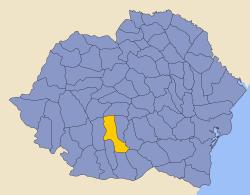 Roumanie 1930 comté Arges.png