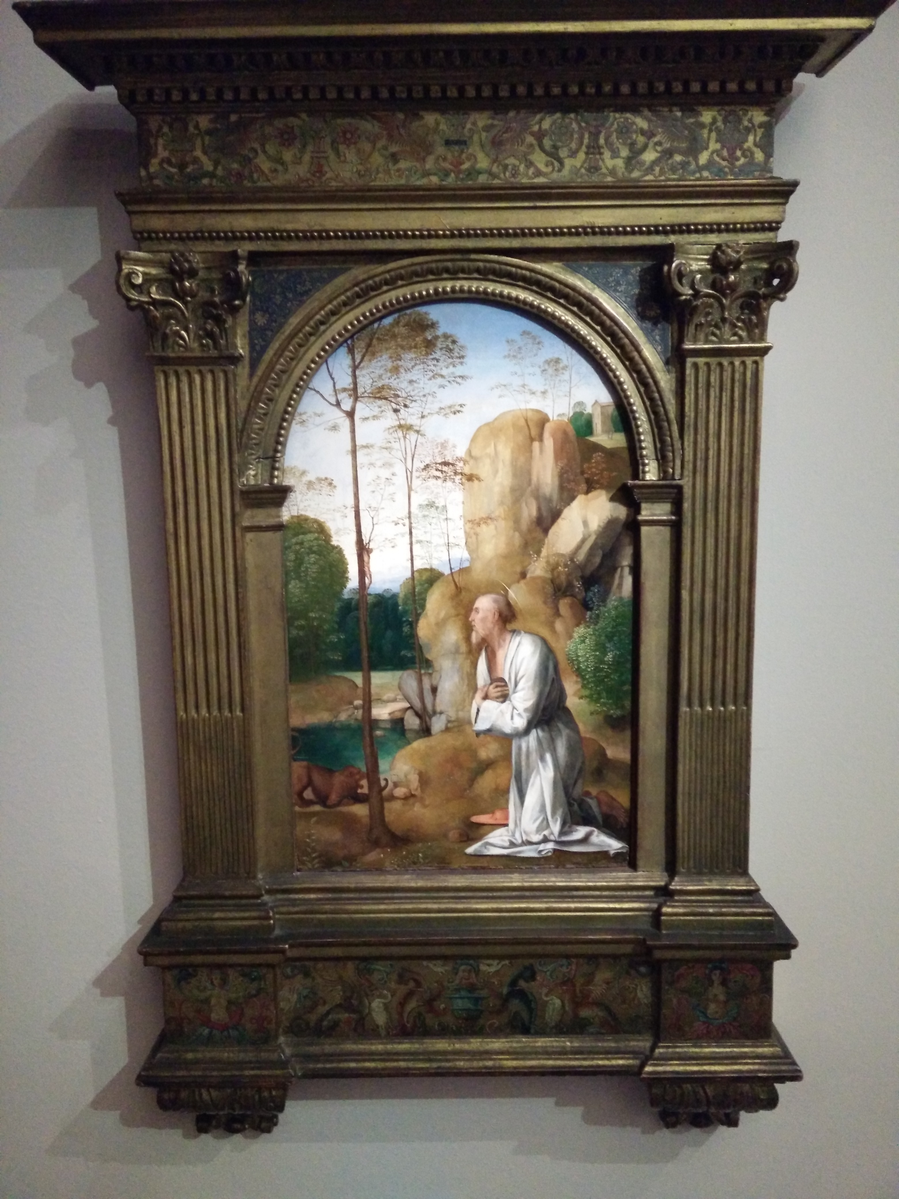 File Saint Jérôme Pénitent Baccio Della Porta Jpg Wikimedia Commons