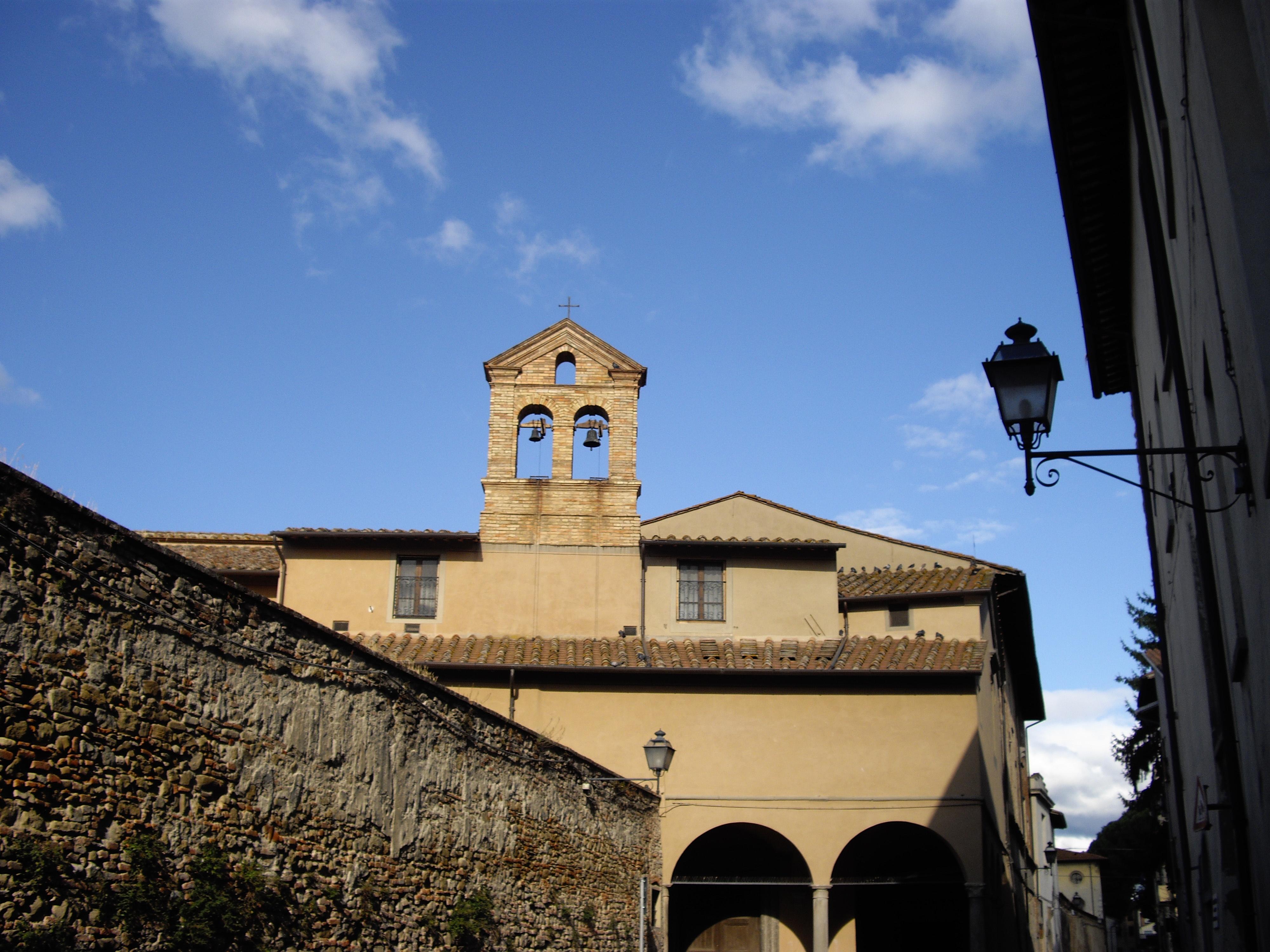 Sansepolcro church walls and bells.jpg