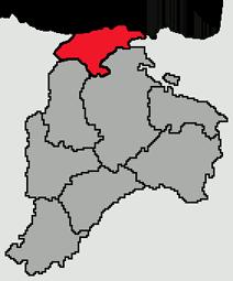 Antigua provincia de Santander