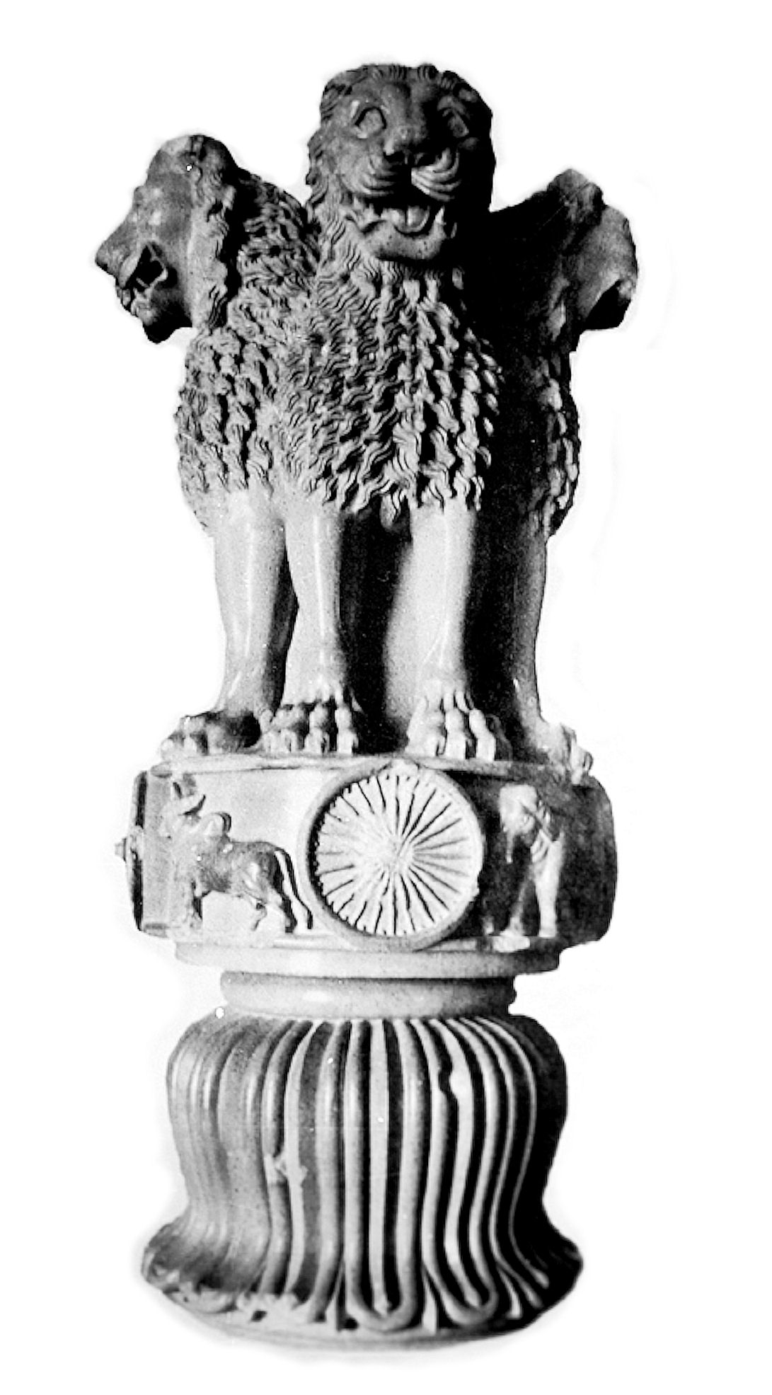 File:Sarnath lion Ashoka 3rd century BCE India jpg - Wikimedia Commons