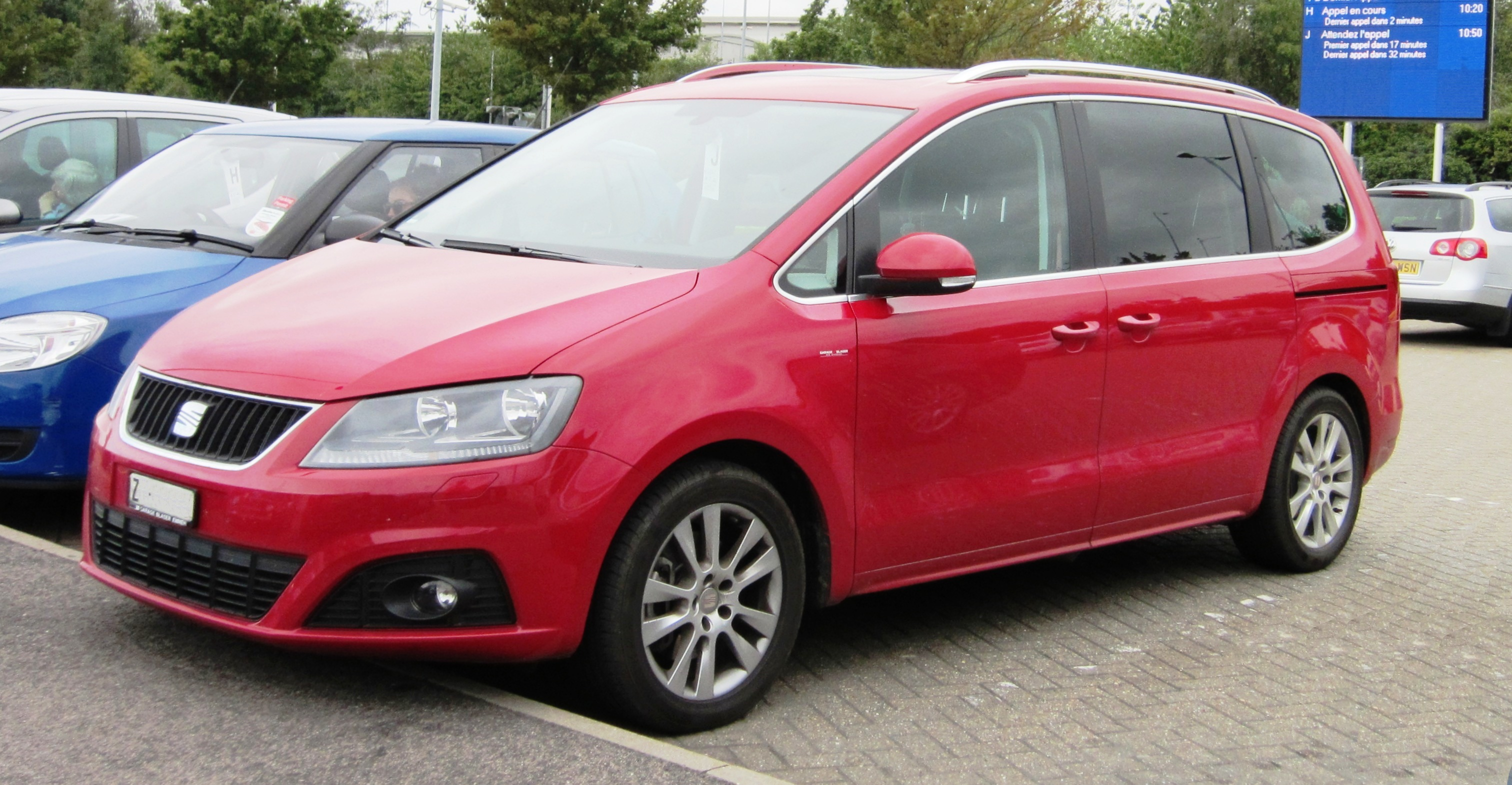 seat alhambra wikiwand. Black Bedroom Furniture Sets. Home Design Ideas