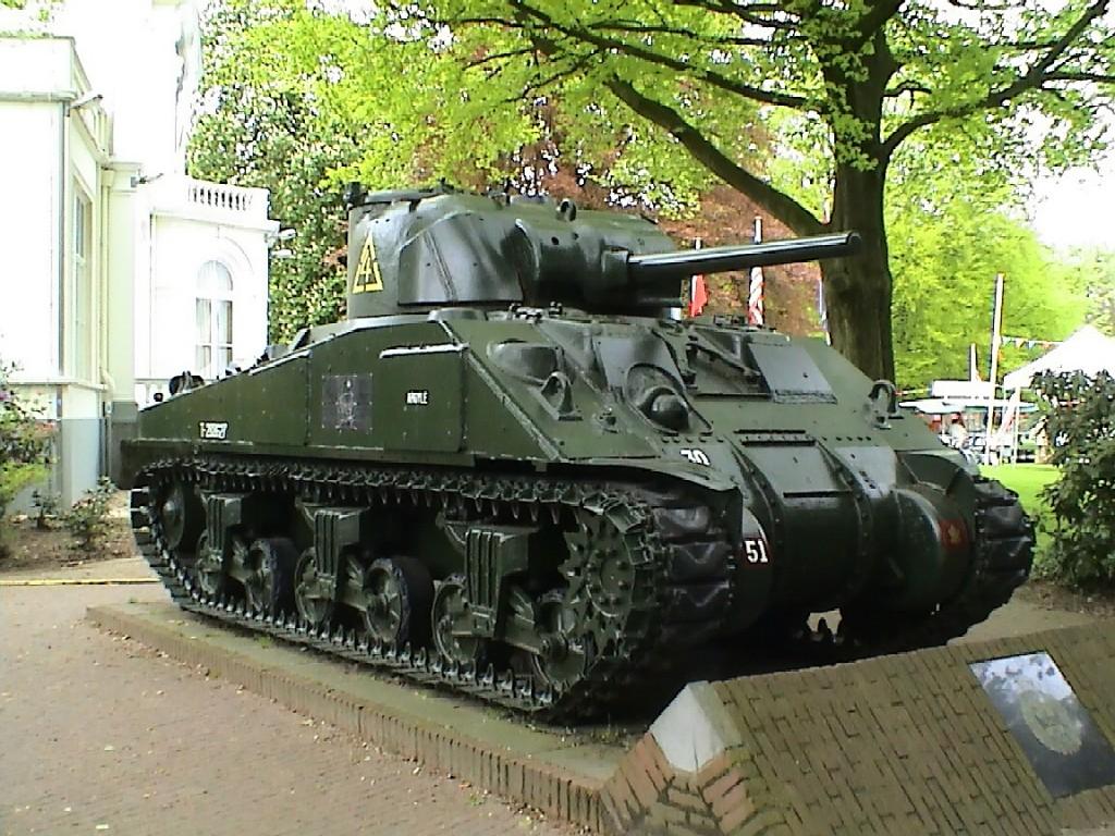 M4 Sherman – Wikipedia tiếng Việt