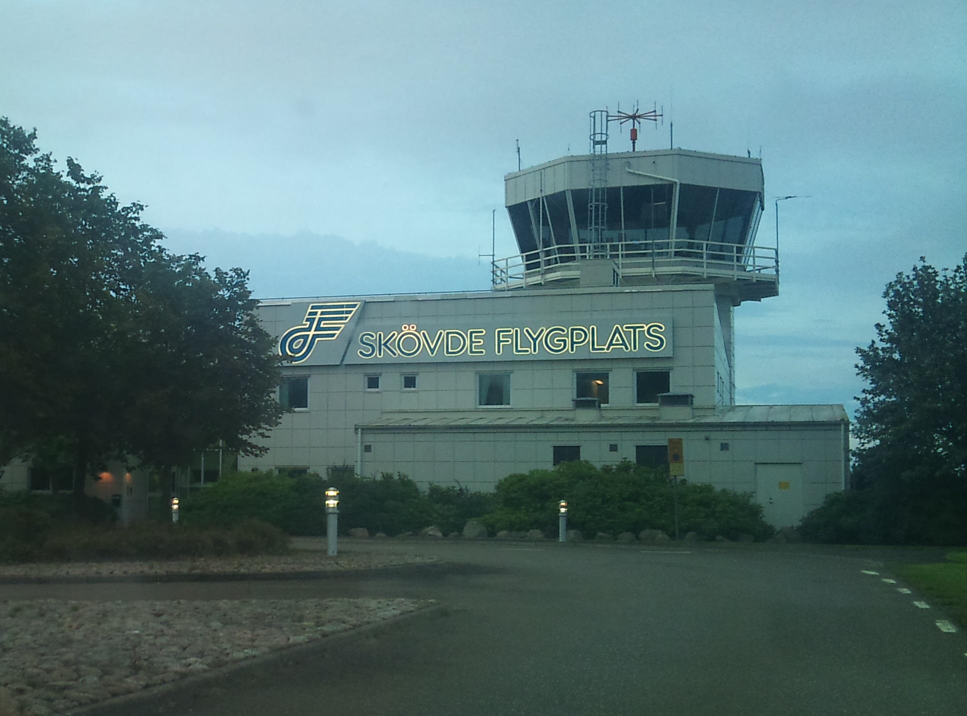 File Skovde Flygplats Jpg Wikimedia Commons