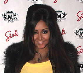 Snooki in Chicago adj crop MTV Cancels The Jersey Shore, Finally The Snooki Train Wreck Comes to an End