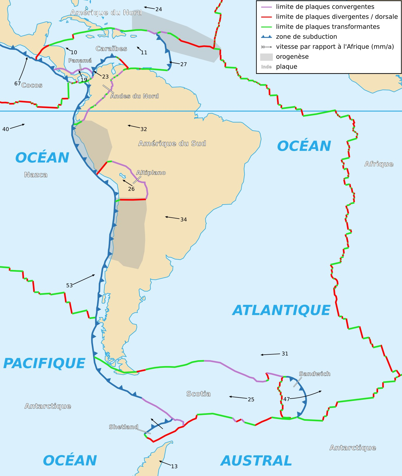 File:South American Plate map-fr.png - Wikimedia Commons