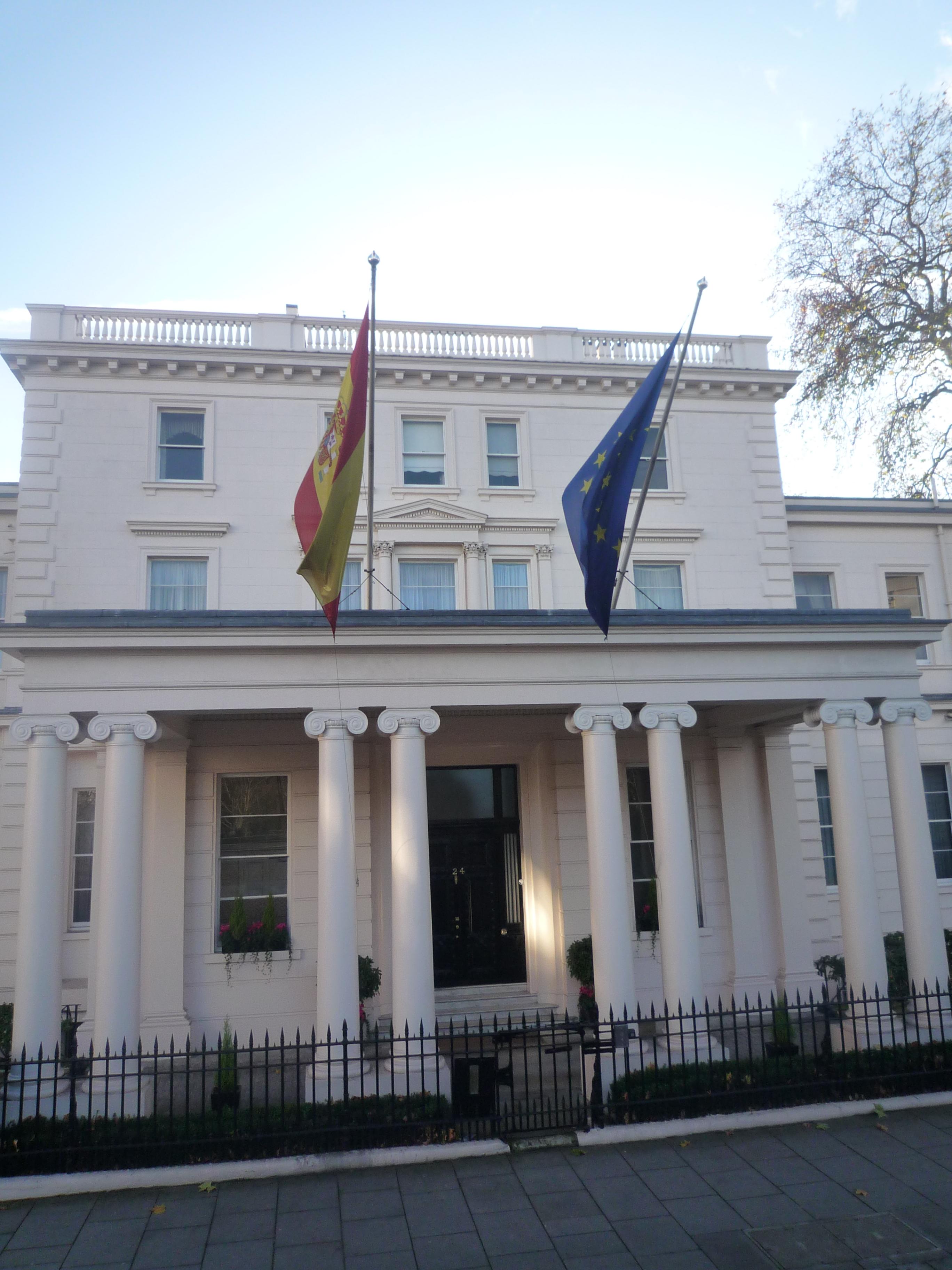 Pakistan ambassaden i Roma Italia