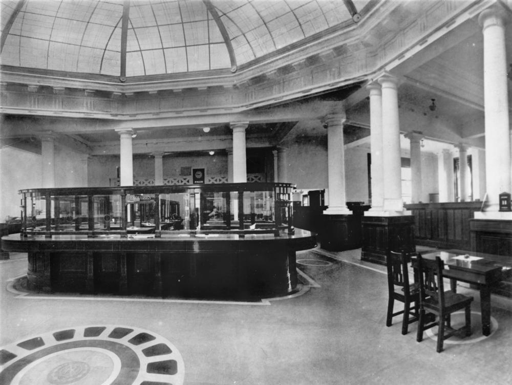 Old Bank Restaurant Edinburgh