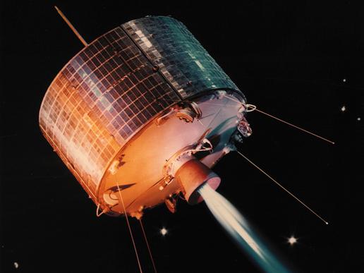 Доклад про спутниковую связь 100