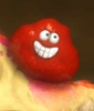 Anthropomorphized glob of goo from the game